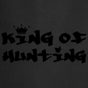 King of Hunting T-shirts - Förkläde