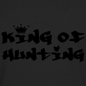 King of Hunting T-Shirts - Männer Premium Langarmshirt
