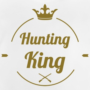 Hunting King T-shirts - Baby-T-shirt