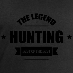 The Legend : Hunting T-Shirts - Männer Sweatshirt von Stanley & Stella