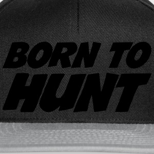 Born to Hunt Sudaderas - Gorra Snapback