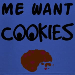 Me Want Cookies T-shirts - Premium-Luvtröja barn