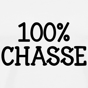 100% Chasse Sweats - T-shirt Premium Homme