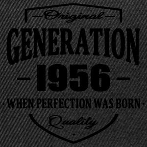 Generation 1956 Tee shirts - Casquette snapback