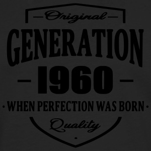 Generation 1960 Tee shirts - T-shirt manches longues Premium Homme