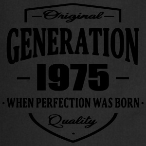 Generation 1975 T-Shirts - Cooking Apron