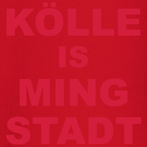 Kölle is ming Stadt T-Shirts - Baby Langarmshirt