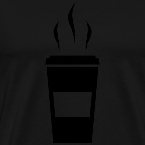 Coffee Accessories - Men's Premium T-Shirt