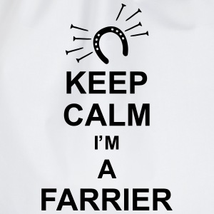 keep_calm_i'm_a_farrier_g1 Gensere - Gymbag