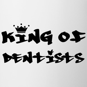 King of Dentists T-shirts - Mok