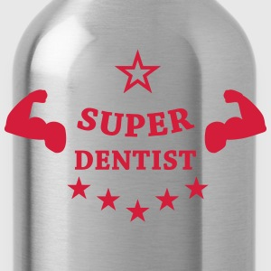 Super Dentist T-Shirts - Trinkflasche