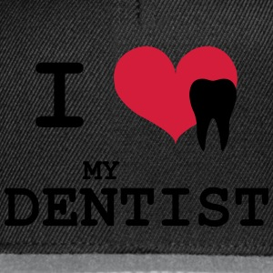I Love my Dentist T-shirts - Snapback Cap