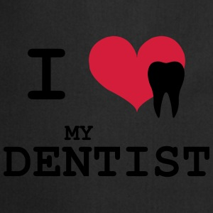 I Love my Dentist T-shirts - Förkläde