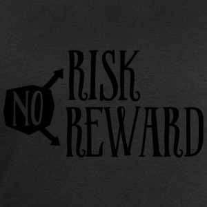 No Risk No Reward T-Shirts - Men's Sweatshirt by Stanley & Stella