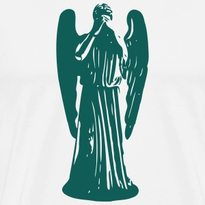 Don't Blink, Weeping Angel Andet - Herre premium T-shirt