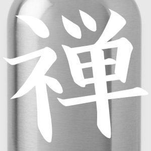 Zen Kanji T-Shirts - Water Bottle