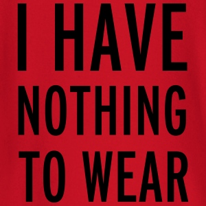 Nothing To Wear T-shirts - T-shirt