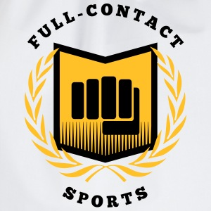 Full contact sport, martial arts, MMA T-shirts - Gymtas