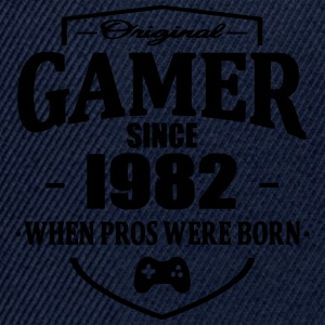 Gamer Since 1982 T-shirts - Snapbackkeps