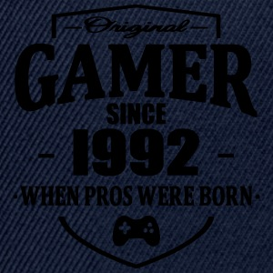 Gamer Since 1992 T-shirts - Snapbackkeps