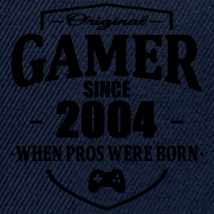 Gamer Since 2004 Tee shirts - Casquette snapback