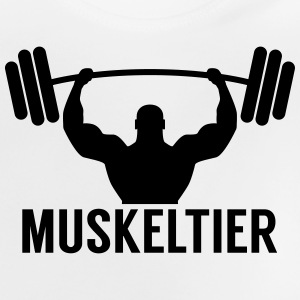 Muskeltier T-Shirts - Baby T-Shirt