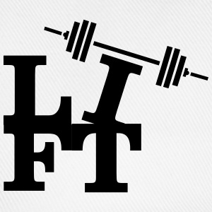 Lift (Weights) T-Shirts - Baseball Cap