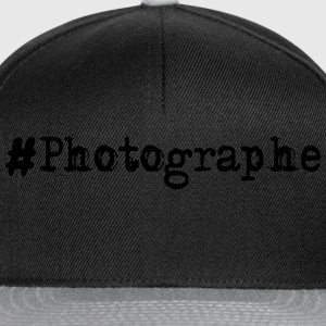 Photographe Top - Snapback Cap