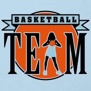 basketball_woman_team_112014_a_3c Accessoires - Kinder Bio-T-Shirt
