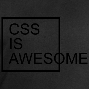 CSS Is Awesome  T-shirts - Herresweatshirt fra Stanley og Stella