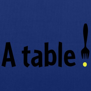 A table ! - Tote Bag