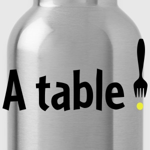 A table ! - Gourde