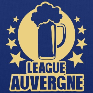 auvergne league biere alcool humour logo Sweat-shirts - Tote Bag