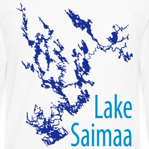 Lake Saimaa - Men's Premium Longsleeve Shirt