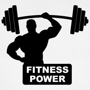 fitness power 02 Tee shirts - Casquette classique