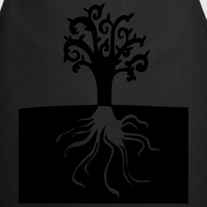 Rooted tree - Cooking Apron