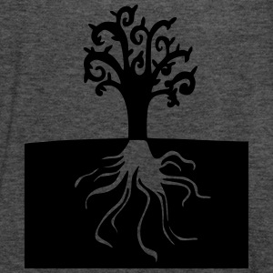 Rooted tree - Women's Tank Top by Bella
