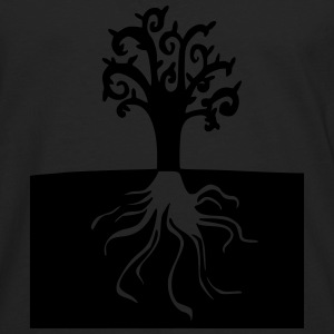 Rooted tree - T-shirt manches longues Premium Homme