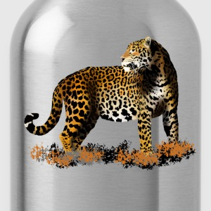 leopard T-shirts - Drinkfles