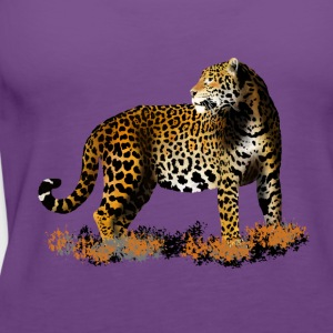 leopard Shirts - Women's Premium Tank Top