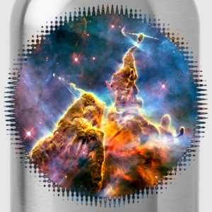 Space, Galaxy, Universe, Cosmos, Milky Way T-Shirt - Water Bottle