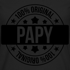 Papy Tabliers - T-shirt manches longues Premium Homme