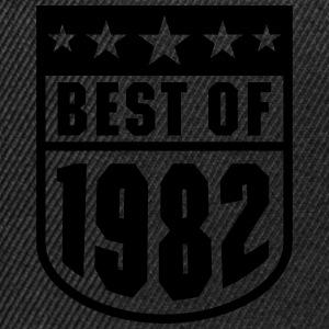 Best of 1982 Camisetas - Gorra Snapback