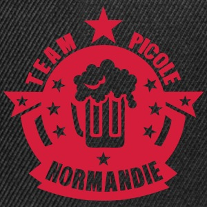 normandie team picole biere logo Tee shirts - Casquette snapback