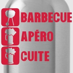 barbecue apero cuite bac 1010 Manches longues - Gourde