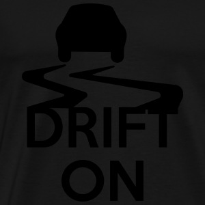 Drift On Sweatshirts - Herre premium T-shirt