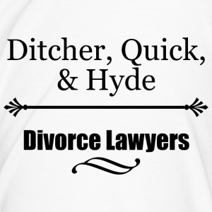 Divorce Lawyers Mugs & Drinkware - Men's Premium T-Shirt