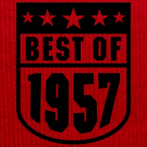 Best of 1957 Camisetas - Gorro de invierno
