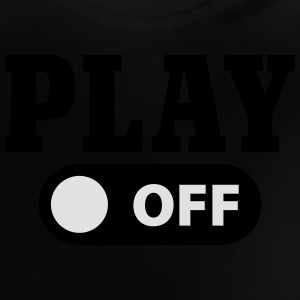 Play off Tröjor - Baby-T-shirt