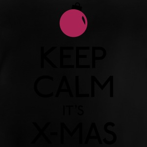 keep calm x-mas Shirts - Baby T-Shirt
